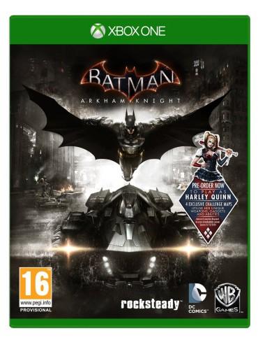 Batman Arkham Knight PL (używana)