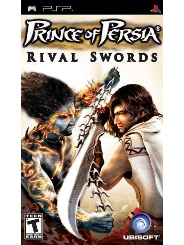 Prince of Persia: Rival Swords ANG (używana)