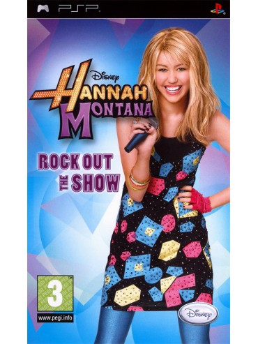 Hannah Montana : Rock Out The Show ANG (używana)