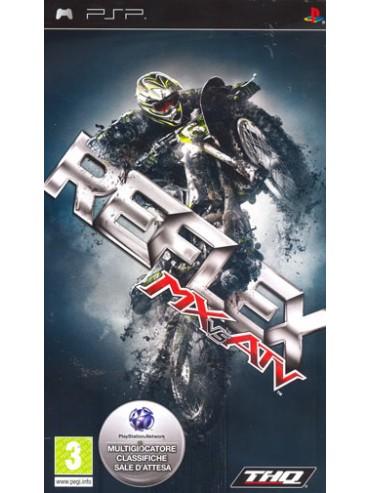 MX vs. ATV Reflex ANG (używana)