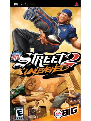 NFL Street 2 Unleashed ANG (używana)