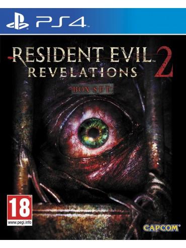 Resident Evil Revelations 2 PL (używana)