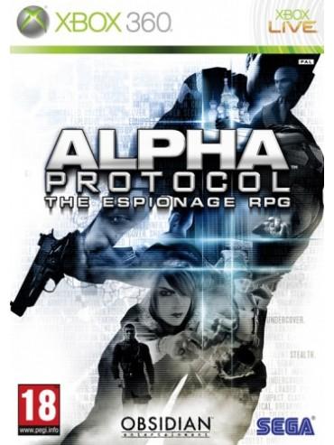 Alpha Protocol ANG (używana)