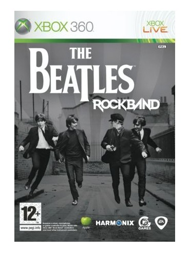 The Beatles: Rock Band ANG (używana)