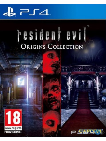Resident Evil Origins Collection (używany)