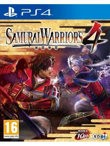 Samurai Warriors 4 (używana)