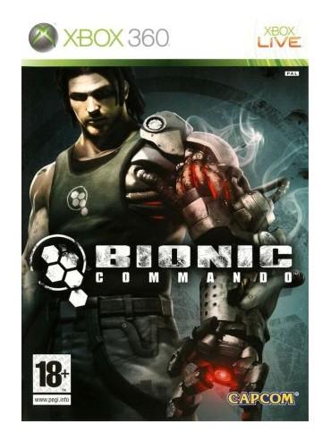 Bionic Commando ANG (używana)