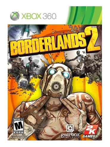 Borderlands 2 ANG (używana)
