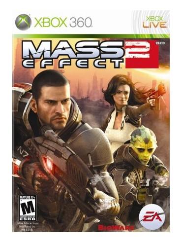Mass Effect 2 PL (używana)