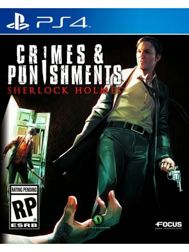 Sherlock Holmes Zbrodnia i kara (używana)