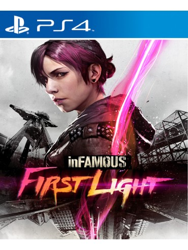 inFamous First Light PL (używana)