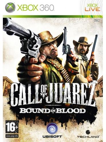 Call of Juarez Więzy Krwi ANG (używana)