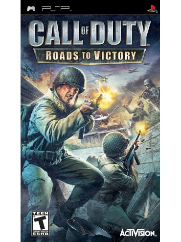 Call of Duty Roads to Victory ANG (używana)