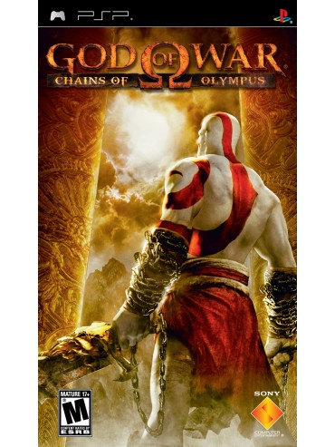 God of War Chains of Olympus ANG (używana)