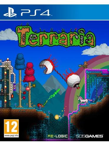 Terraria ANG (używana) PS4/PS5