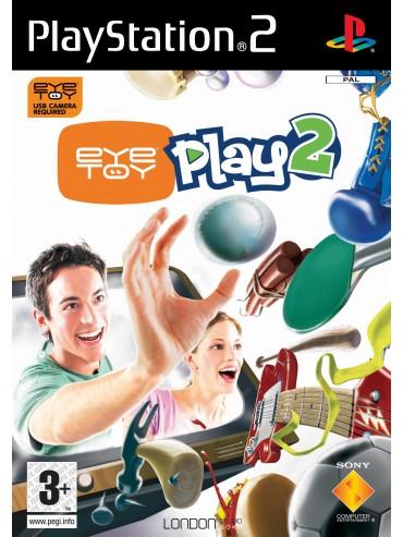 EyeToy: Play 2 ANG (używana) PS2