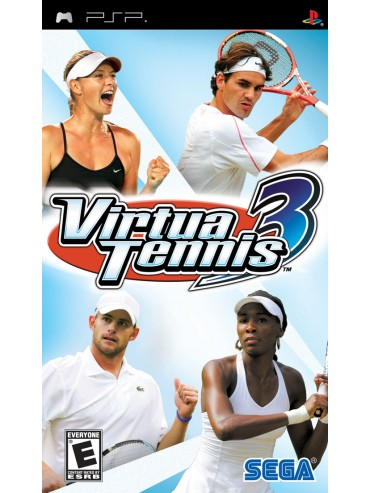 Virtua Tennis 3 ANG (używana)