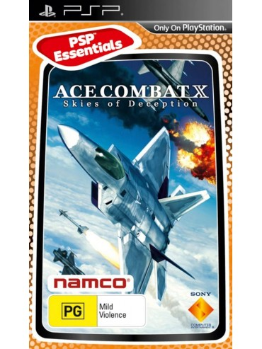 Ace Combat X Skies of Deception ANG (używana)