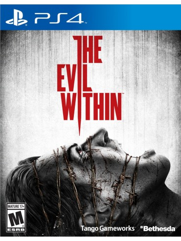 The Evil Within ANG (używana)