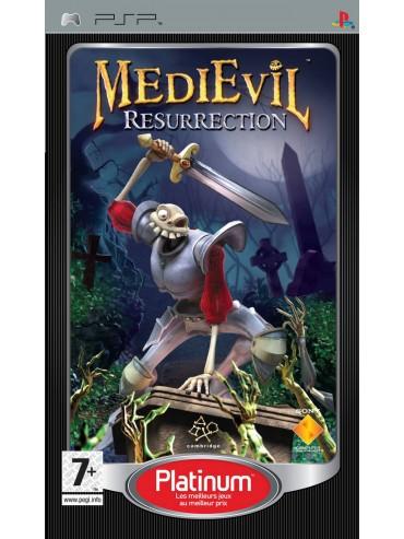 MediEvil Resurrection ANG (używana)