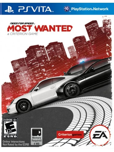 NFS Need for Speed Most Wanted PL (używana)