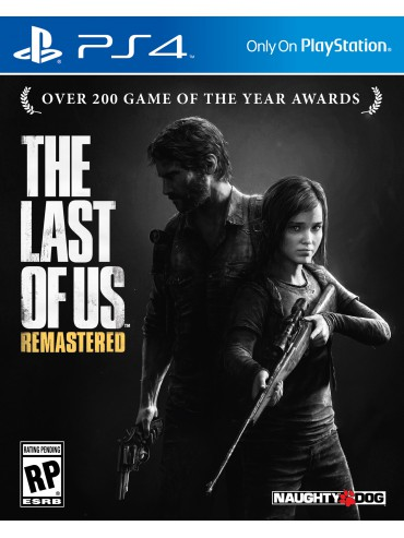 The Last of Us Remastered PL (używana)