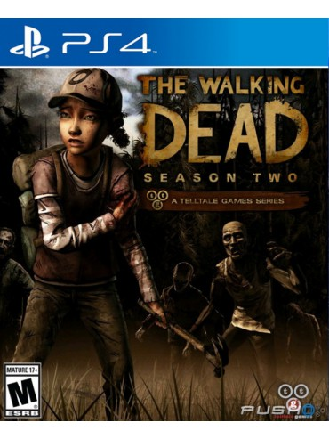 The Walking Dead A Telltale Games Series - Season Two (używana)