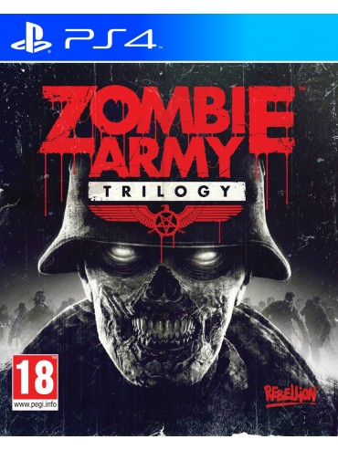Zombie Army Trilogy PL (folia)