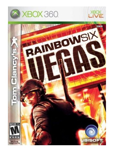 Tom Clancy's Rainbow Six Vegas ANG (używana)
