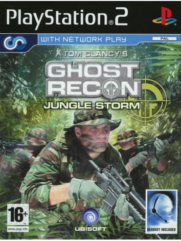 Tom Clancy's Ghost Recon : Jungle Storm ANG (używana)