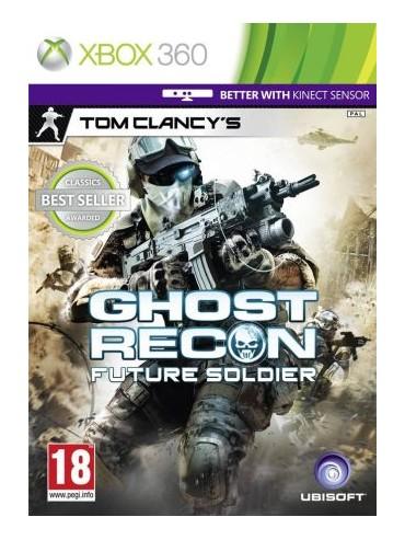 Tom Clancy's Ghost Recon Future Soldier PL (używana)