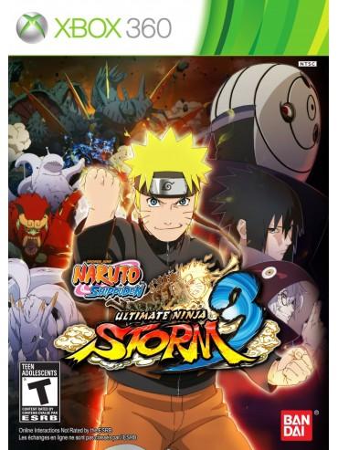 Naruto Shippuden Ultimate Ninja Storm 3 ANG (używana)