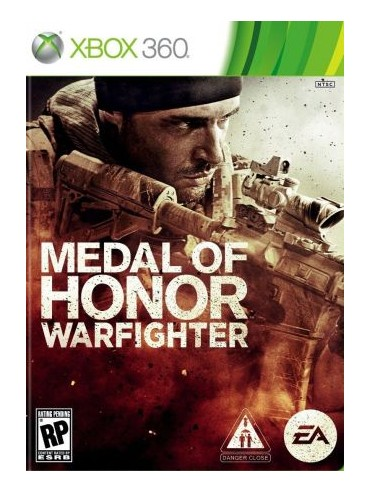 Medal of Honor Warfighter PL (używana)