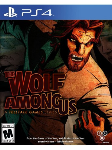 The Wolf Among Us: A Telltale Games Series (używana)