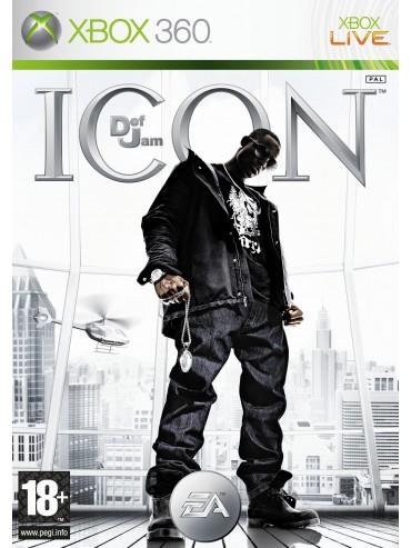 Def Jam Icon ANG (używana)