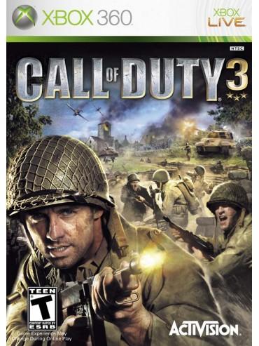 Call of Duty 3 ANG (używana)