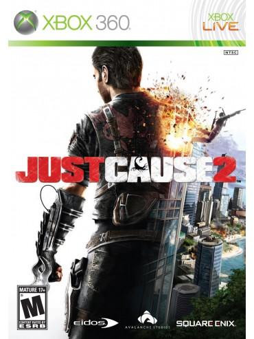 Just Cause 2 ANG (używana)