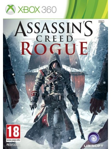 Assassin's Creed Rogue PL (używana)