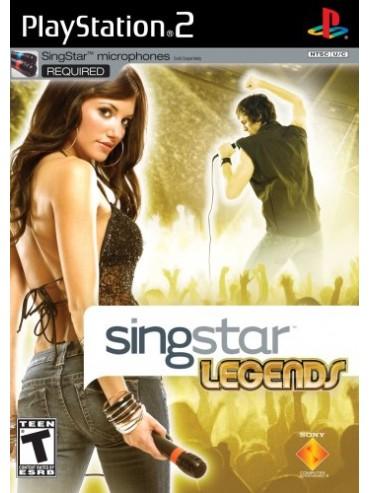 SingStar Legends ANG (używana)