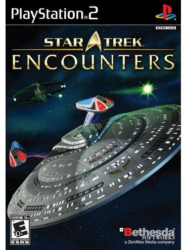 Star Trek : Encounters ANG (używana) PS2