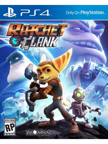 Ratchet & Clank PL (folia) PS4/PS5