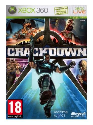 Crackdown PL (używana)
