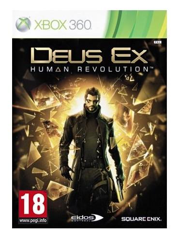 Deus Ex Human Revolution ANG (używana)