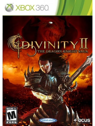 Divinity II : The Dragon Knight Saga ANG (używana)