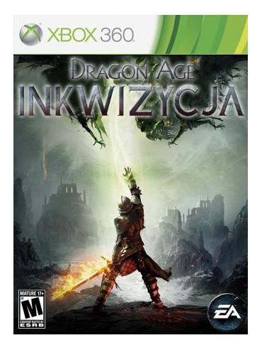 Dragon Age Inkwizycja PL (używana)