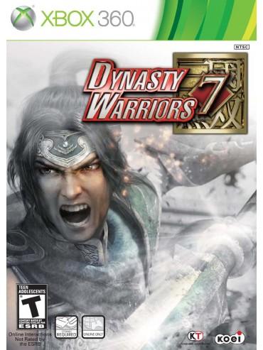 Dynasty Warriors 7 ANG (używana)