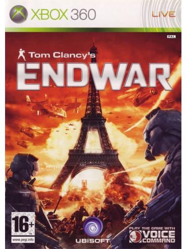 Tom Clancy's EndWar PL (używana)