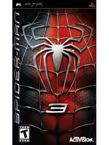Spider-Man 3 : The Game ANG (używana)