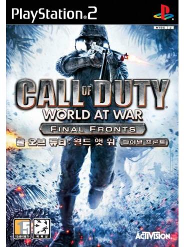 Call of Duty World at War - Final Front ANG (używana)