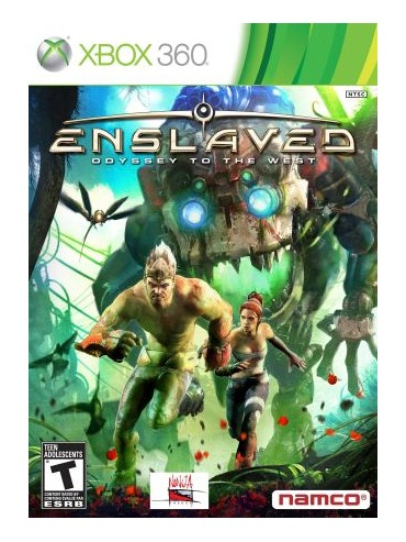 Enslaved Odyssey to the West ANG (używana)